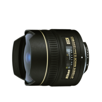 NIKON  NIKKOR 10.5mm F/2.8G AF DX FISHEYE  IF ED