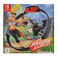 NINTENDO SWITCH RING FIT ADVENTURE / DOSTAWA GRATIS