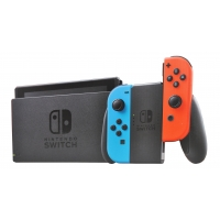 KONSOLA NINTENDO BLUE  & RED SWICH JOY-CON v2